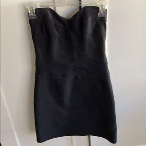 Sexy black Laundry dress